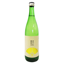 信州舞姫 純米吟醸酒 扇ラベル