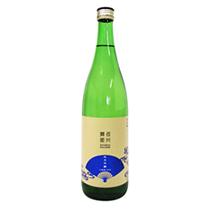 信州舞姫 純米酒 山田錦 扇ラベル